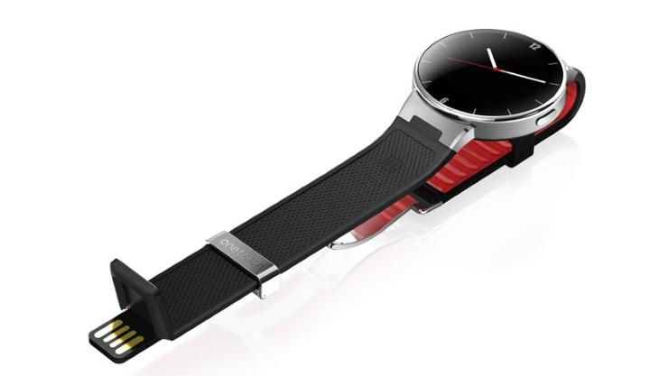 Alcatel Smartwatch 02
