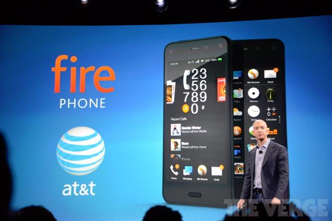 Amazon Fire Phone 01