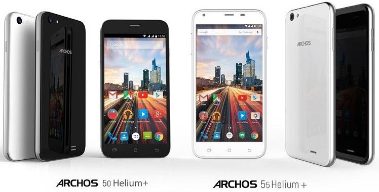 Archos 50 Helium Plus i 55 Helium Plus 00