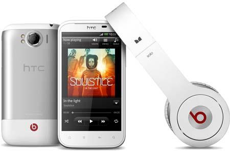HTC Sensation XL Beats