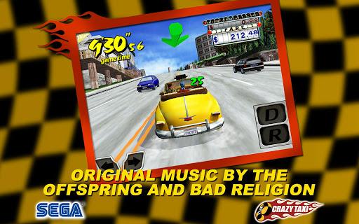Crazy Taxi 01