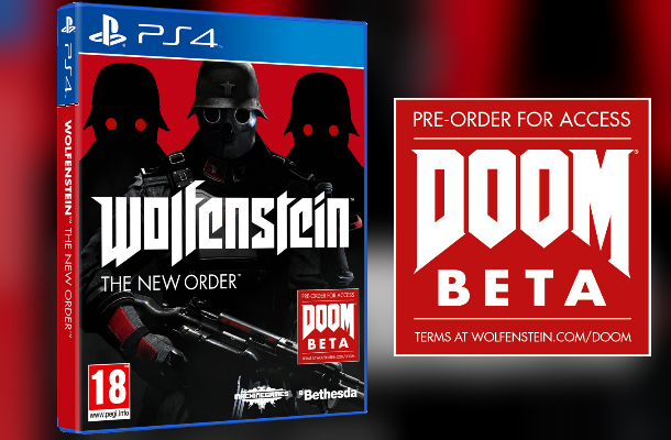 DOOM beta preorder