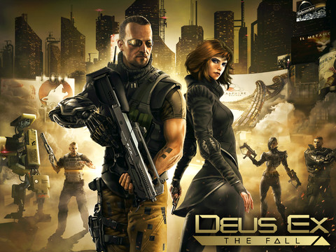 Deus-Ex-The-Fall-official-cover-art-by-N-Fusion-Eidos-Montreal-and-Square-Enix-for-iOS-and-Android