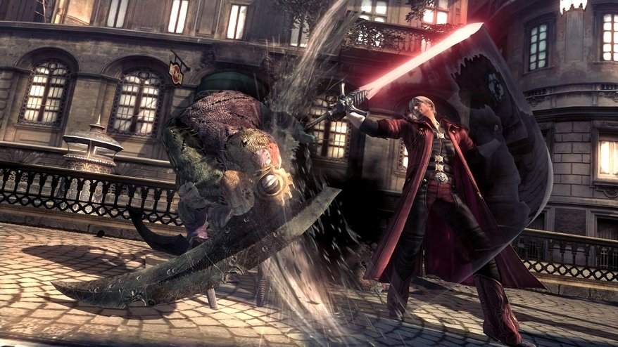 Devil May Cry 4 SE 03