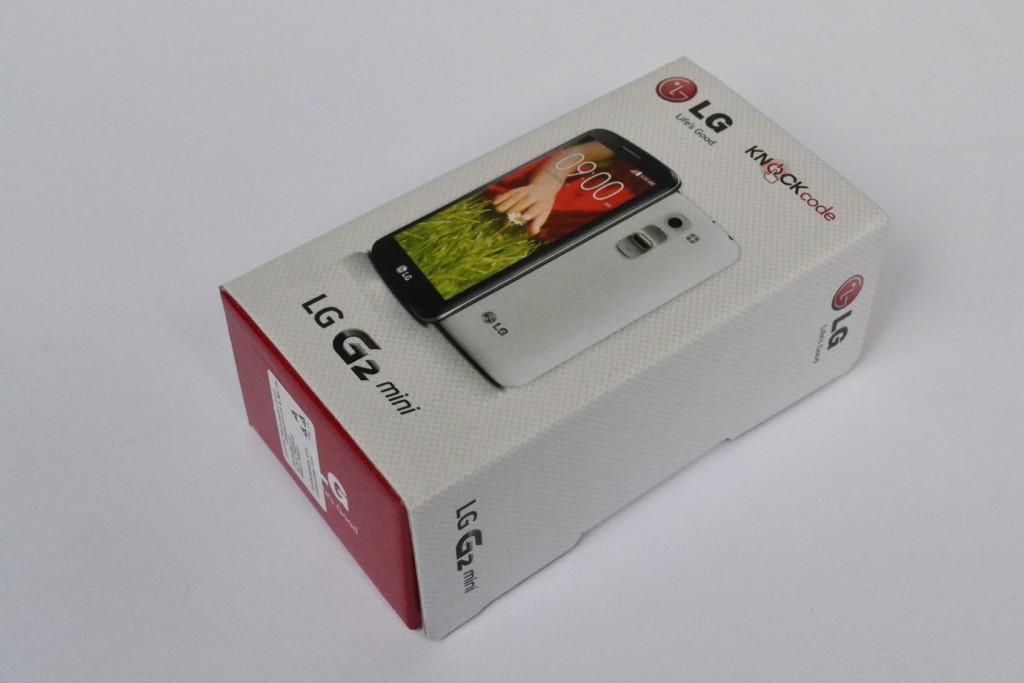 LG G2 mini Foto 01