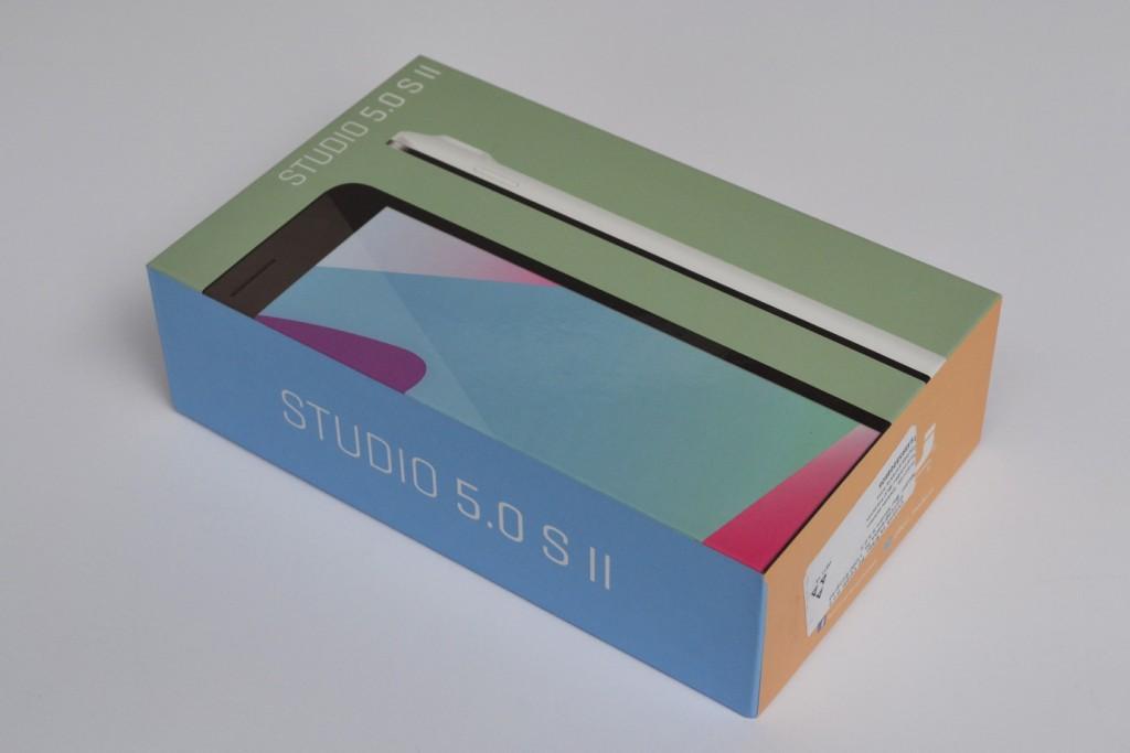 Blu Studio 5.0 S II Foto 01