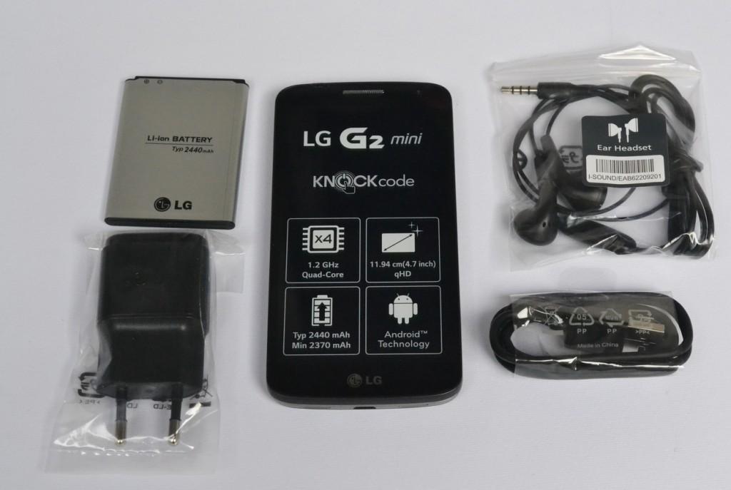 LG G2 mini Foto 02