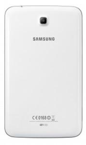 Galaxy Tab 3 - Zadnja strana