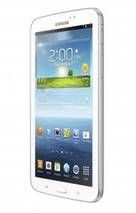 Galaxy Tab 3 - Prednja strana
