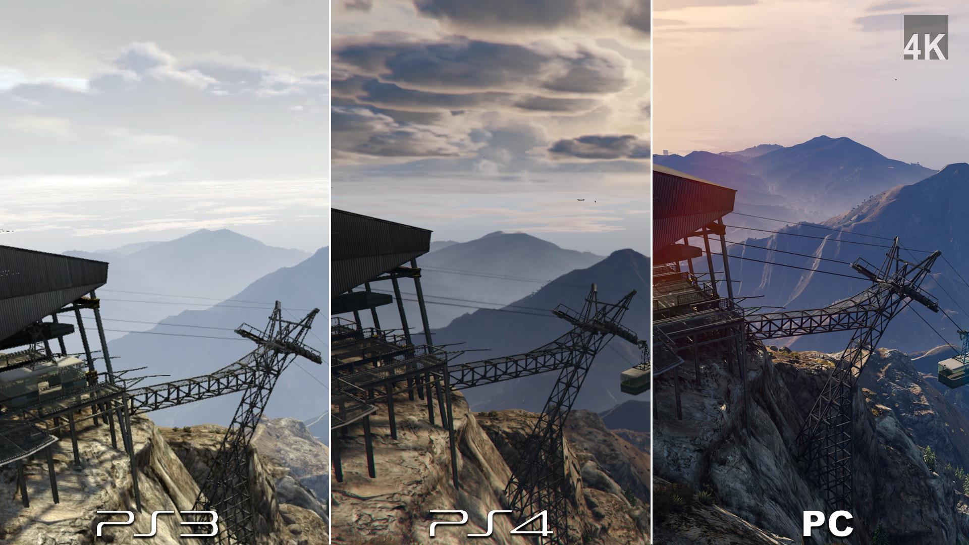GTA 5, PC-PS4-PS3-4