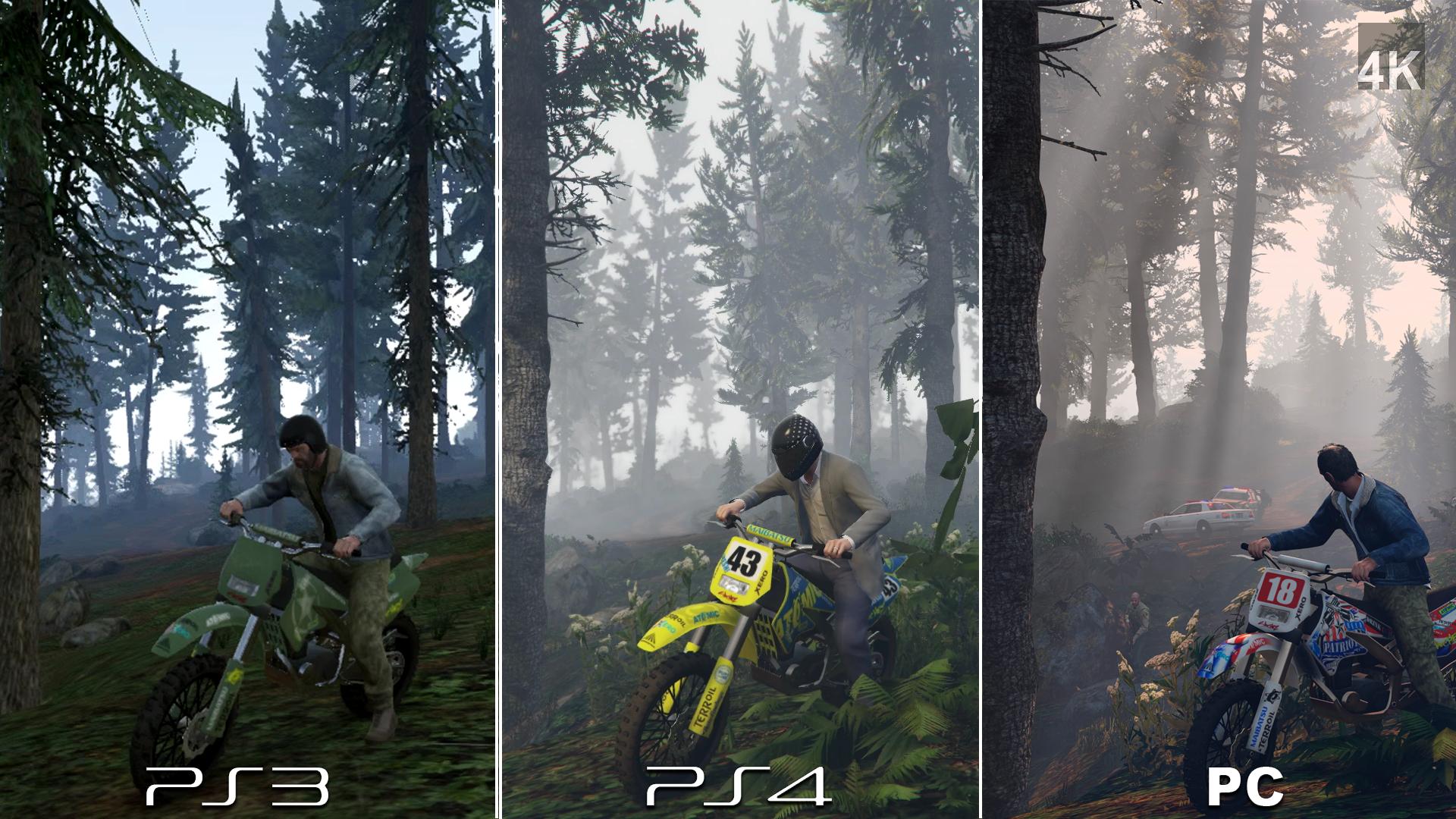GTA 5, PC-PS4-PS3-8