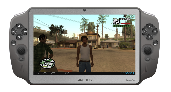 GTA San Andreas Archos GamePad