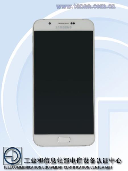 Galaxy A8 01