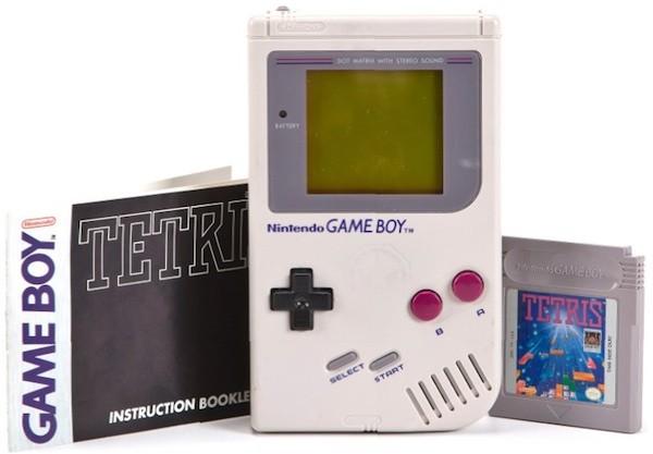 Game Boy i tetris