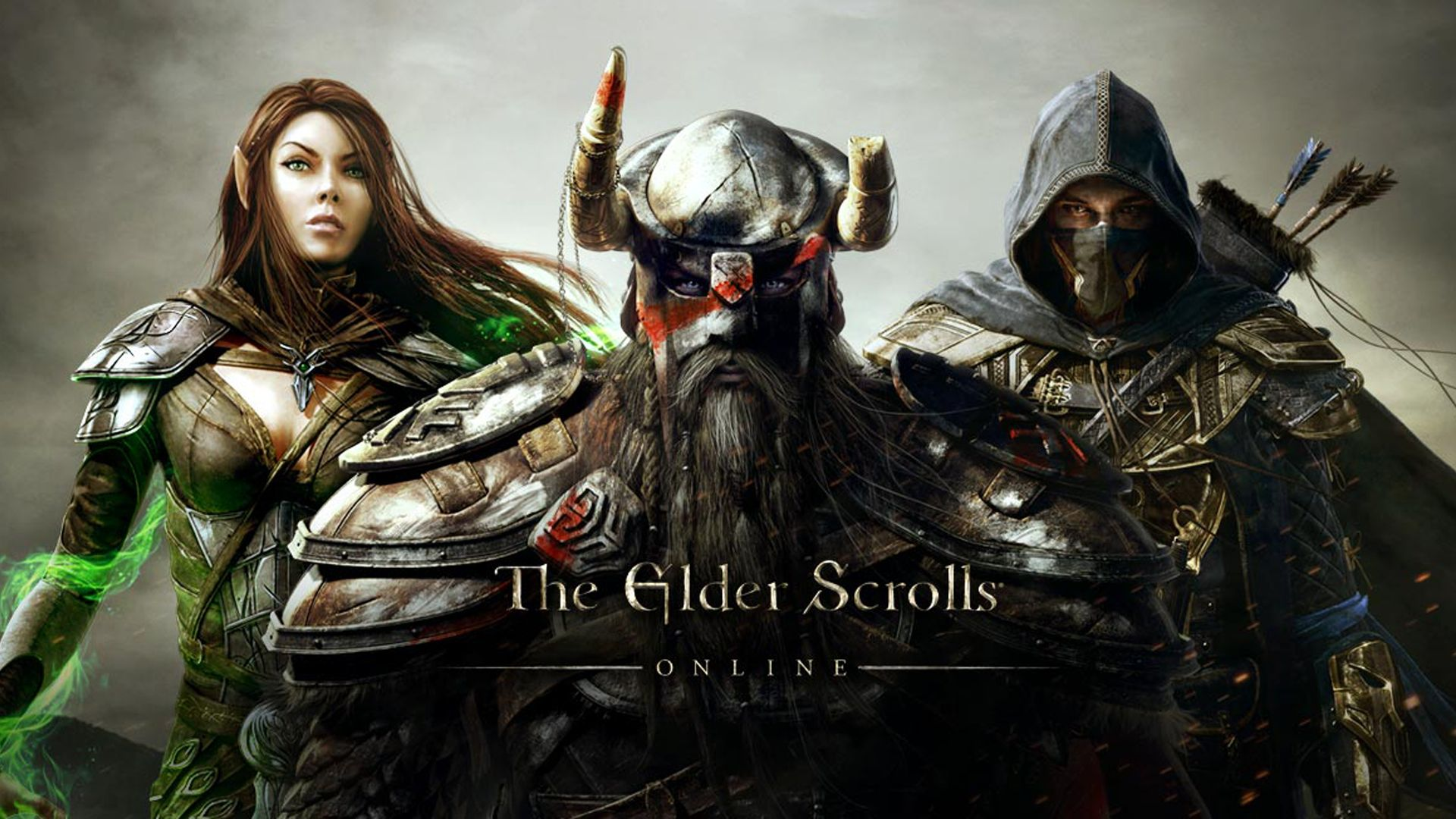 Games April - teso