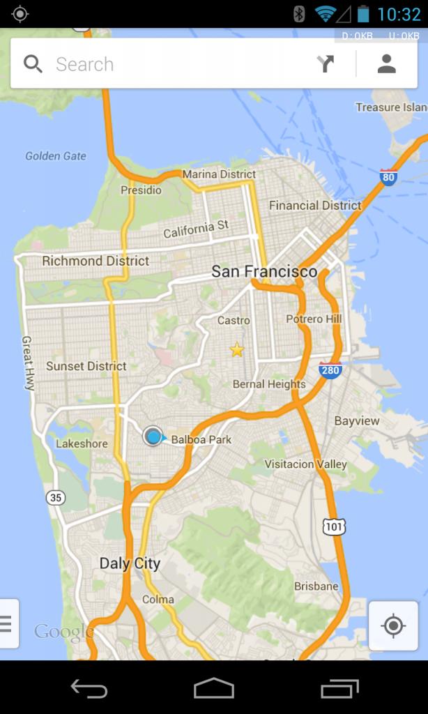 Google Maps UI 01