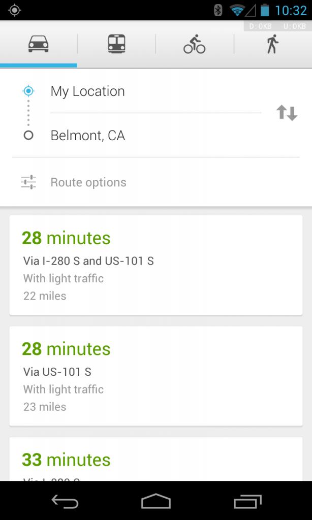 Google Maps UI 02