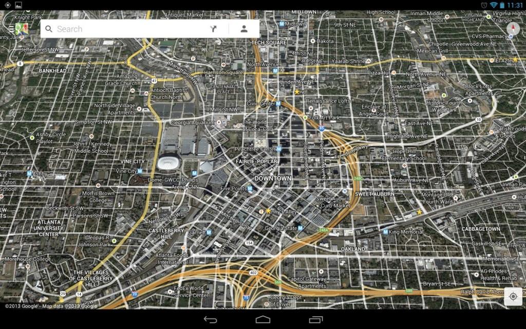 Google Maps UI 04