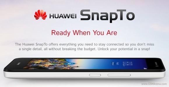 Huawei SnapTo 01