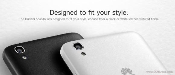 Huawei SnapTo 03