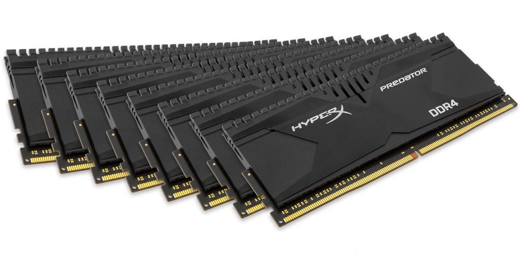 HyperX Predator DDR4 3000MHz 01