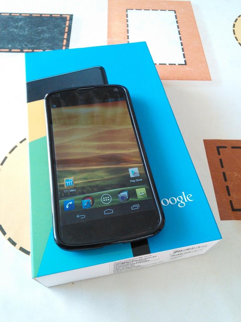Nexus 7 Foto 01
