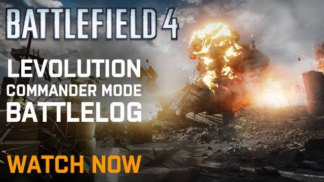 Battlefield 4 Levolution