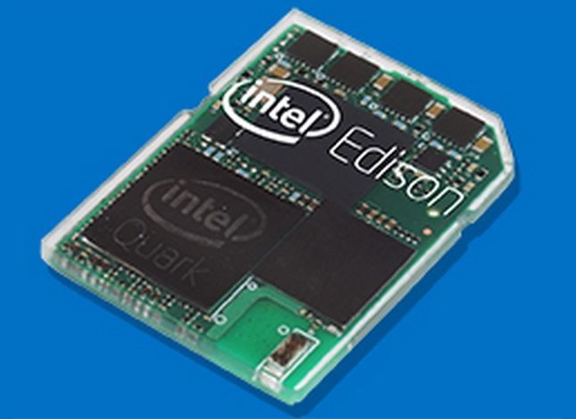 Intel Edison Dual Core PC