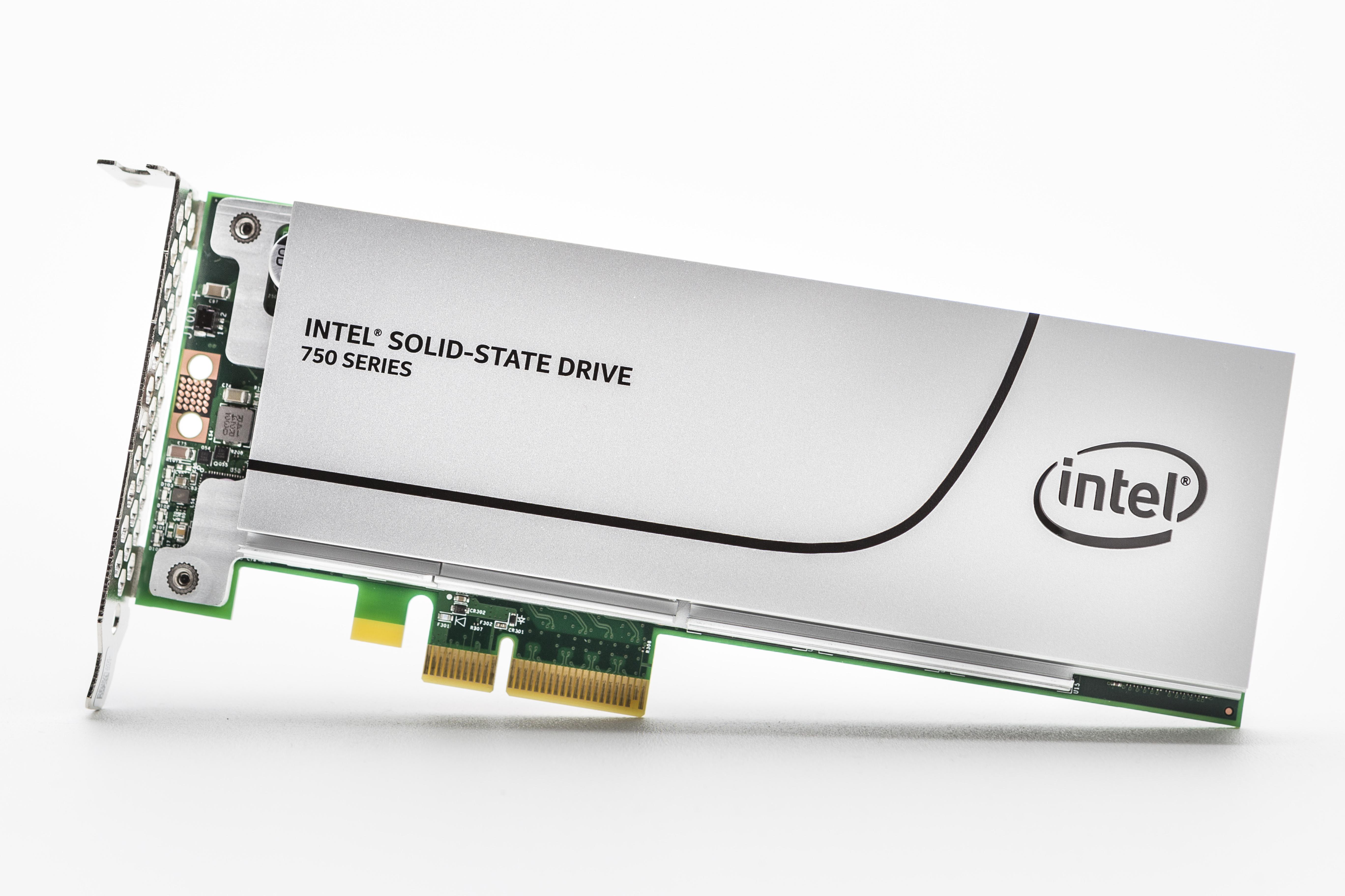 Intel NVMe SSD 750 02
