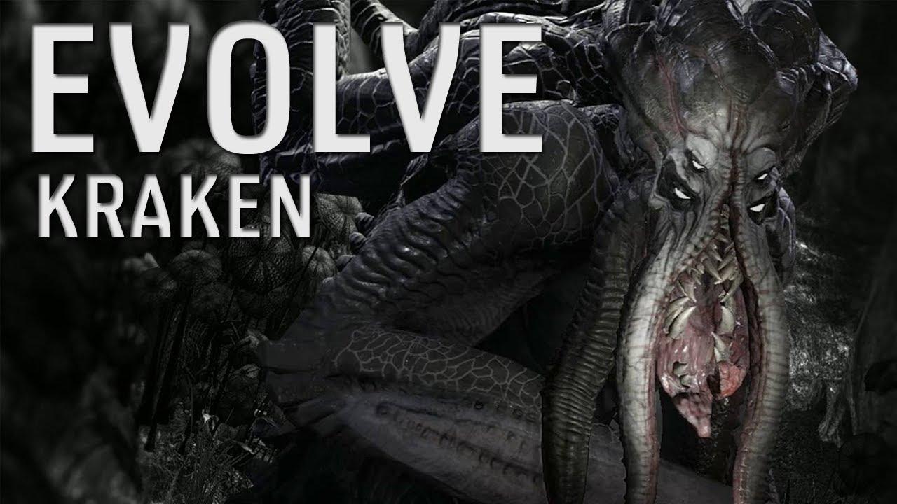 Kraken Evolve