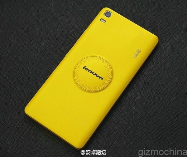 Lenovo K3 Note 02