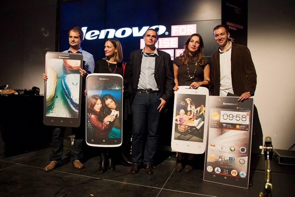 Lenovo VIP žurka 14
