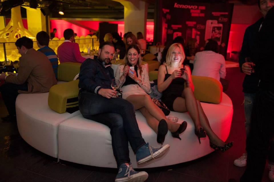 Lenovo VIP žurka 16