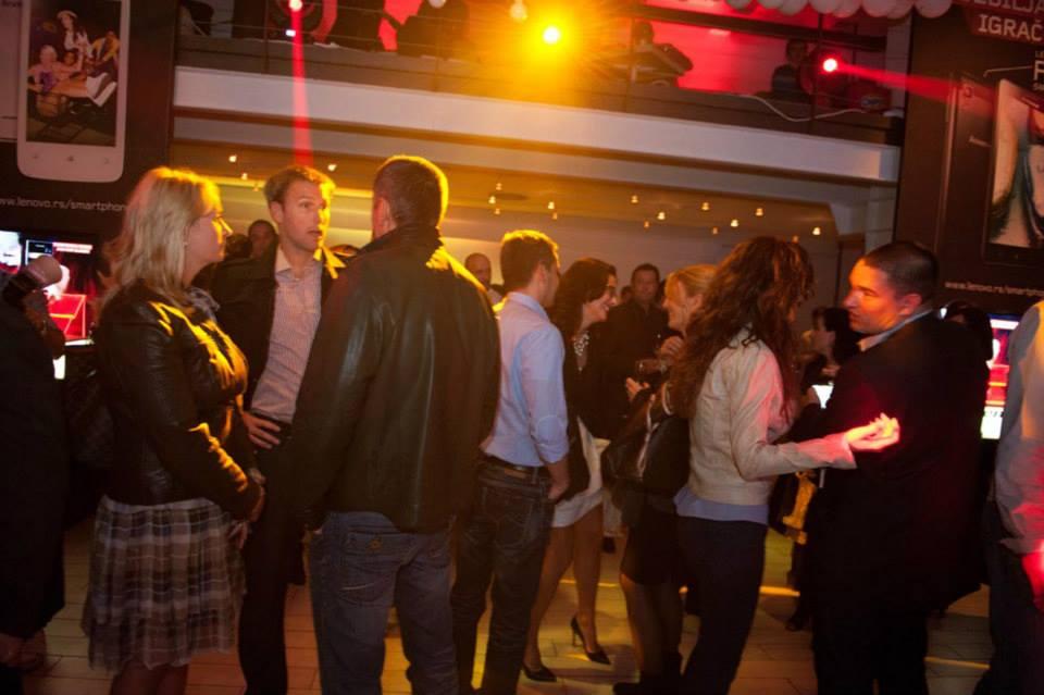 Lenovo VIP žurka 18