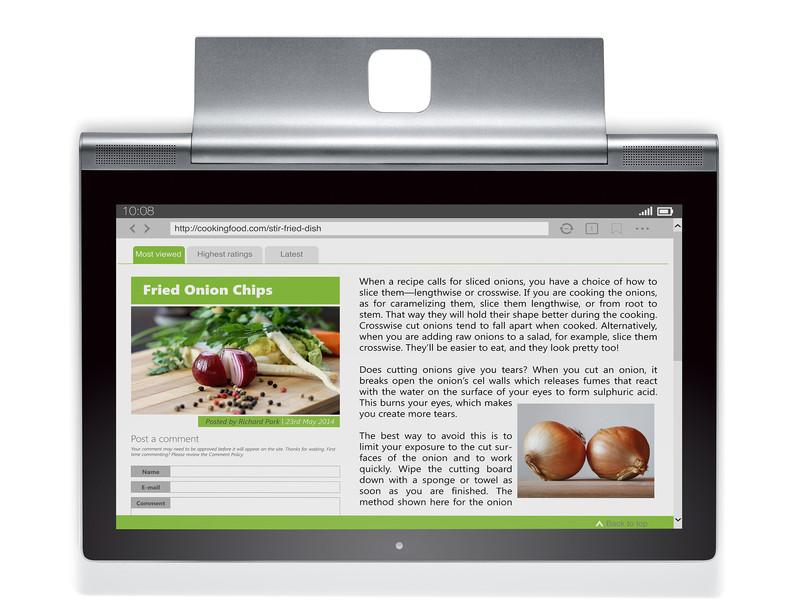 Lenovo Yoga Tabet 2 Pro 02