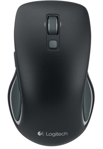 Logitech M560 black-crop