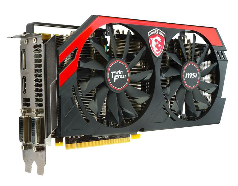 MSI Geforce GTX760 Gaming