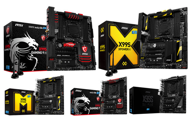 MSI_X99_boards
