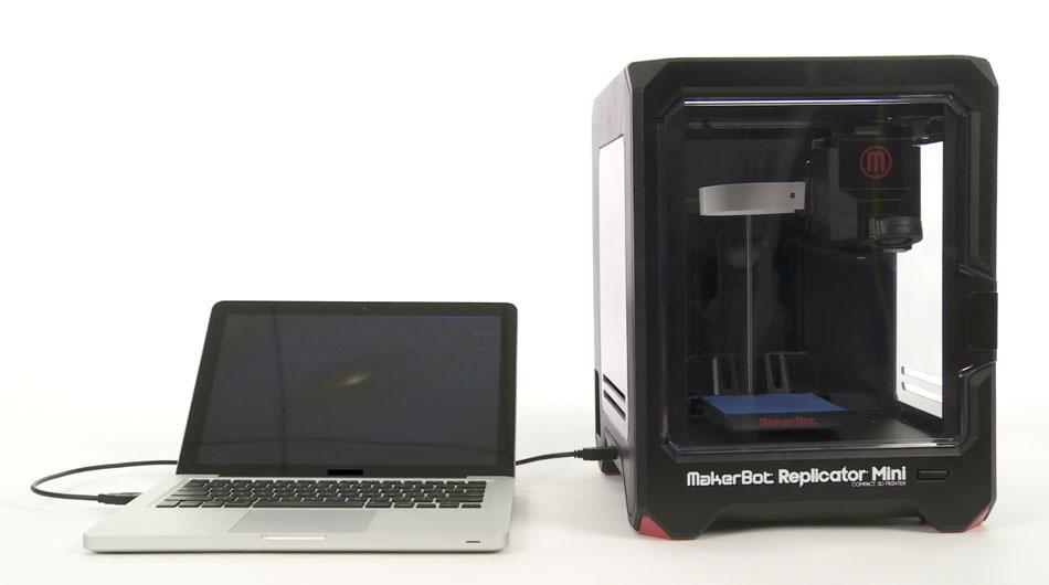 MakerBot Replicator Mini 02