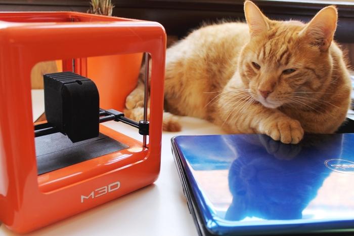 Micro 3D printer 01