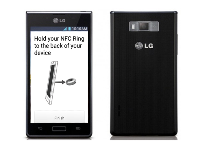 NFC instructions