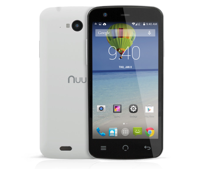 NUU Mobile X3 01