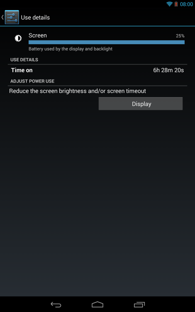 Nexus 7 2013 Baterija 02