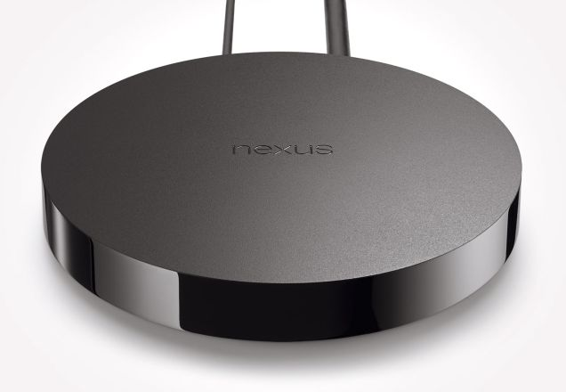 Nexus Player 01