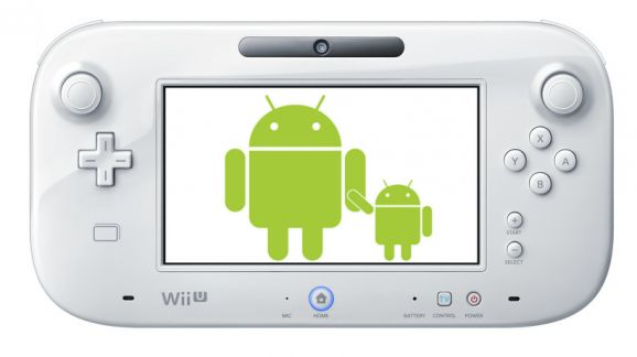 Nintendo Android tablet