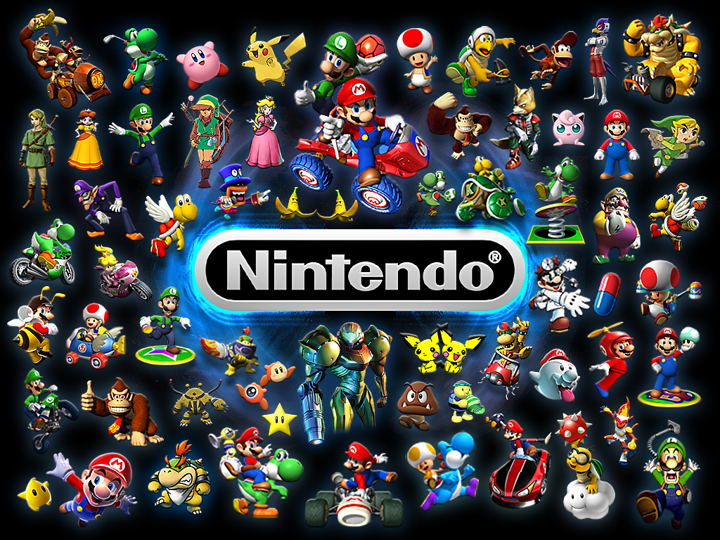 Nintendo likovi