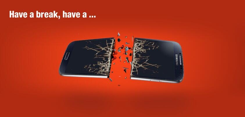 Nokia KitKat BIG