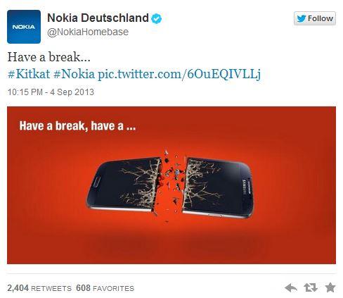 Nokia KitKat