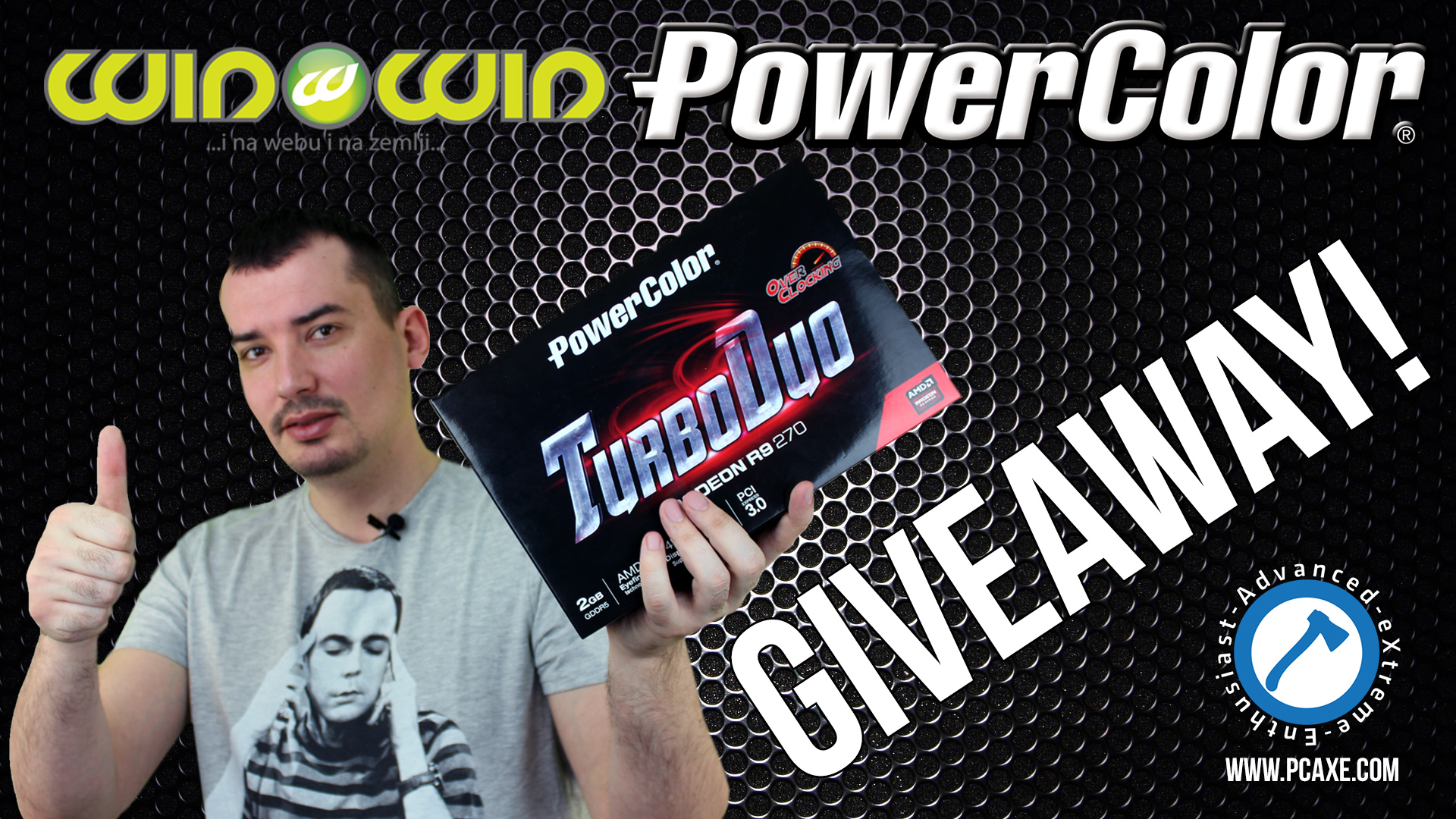 Powercolor giveaway najava