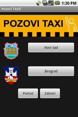 Pozovi Taxi